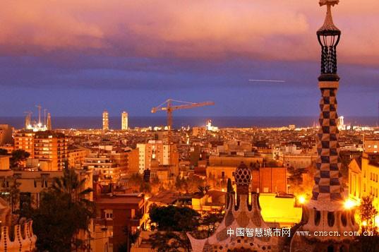 欧洲智慧城市探访之巴塞罗那