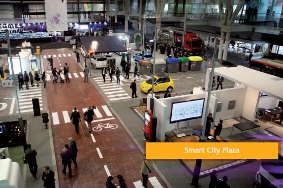 2013巴塞罗那智慧城市博览会新闻发布会